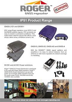 Roger IP51 Product Range